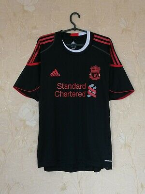 Liverpool 2010 Training Football Shirt Jersey Adidas Size L • 28.37£