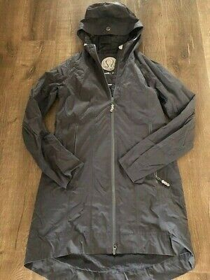 $ CDN200 • Buy Lululemon Right As Rain Jacket Size 6