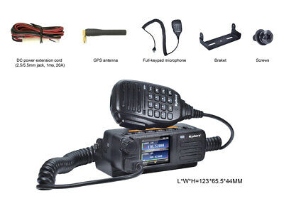 Kytera CDR-300UV Dual Band DMR Ham Radio • 189£