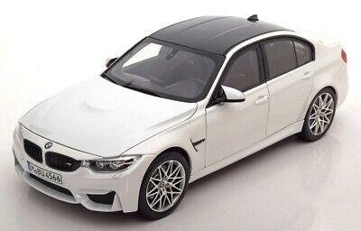 Genuine BMW M3 F80 1:18 Scale Model Miniature Car Collectable 80432411552 • 70£