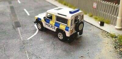 1/76 Code 3 Police Oxford Diecast Police Land Rover • 14.50£