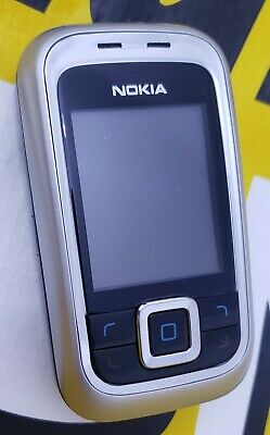 Nokia 6111 - Glossy Black (Unlocked) Mobile Phone Immaculate Condition Sim Free • 34.99£