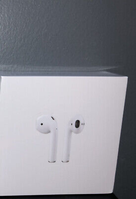 $ CDN230 • Buy Apple AirPods 2nd Generation With Wireless Charging Case - White SEALED