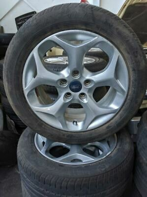 AU300 • Buy FORD FOCUS LS Null Null  Null 2006 - WHEEL (ALLOY/MAG) SET