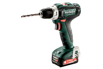 Metabo BS12 Cordless 12v Drill Driver Complete With 1x 2.0Ah Battery & Charger • 82.99£