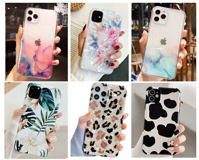 AU11.98 • Buy For Iphone 11 Pro Max 8 7 6 XS XR Shockproof Flower Cute Slim Phone Case Cover