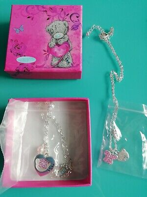 Me To You Tatty Teddy Mum And Daughter Necklace Set • 10.99£