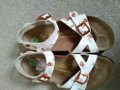 Ladies Papillio Birkenstock Sandals Size 4 • 38£
