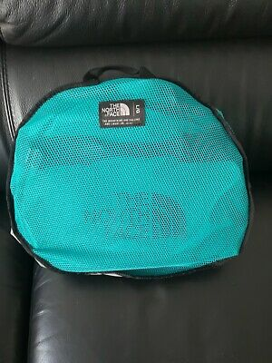 The North Face Base Camp Duffel Waterproof Travel Bag Brand New Colour Green • 98.99£