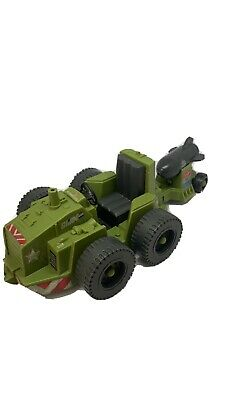 $ CDN28.01 • Buy Vintage GI Joe WEAPONS TRANSPORT 1985 Vehicle Truck With Bomb Original- Incomple