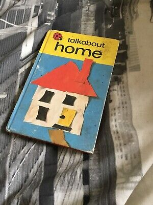 TALKABOUT HOME LADYBIRD BOOK 1973 VINTAGE - Good Condition -  • 1.50£