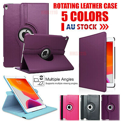 AU10.45 • Buy Apple IPad Case 8th 7th 6th 5th Gen Air 4 3 Mini 5 4 3 Leather Cover Smart Folio