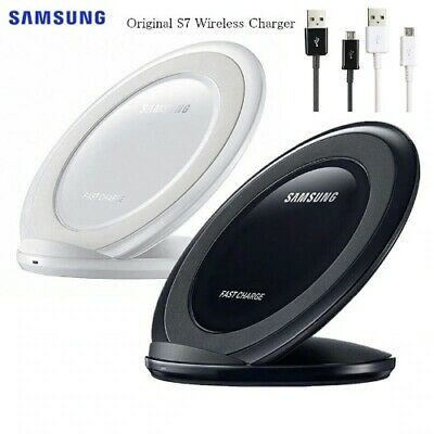 $ CDN36.87 • Buy Chargeur à Induction SAMSUNG (charge Rapide Sans Fil Qi) Galaxy S8 S9 S10 Note9