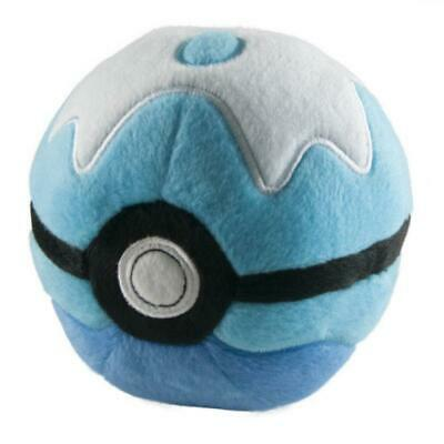 4'' Dive Ball Plush • 13.99£
