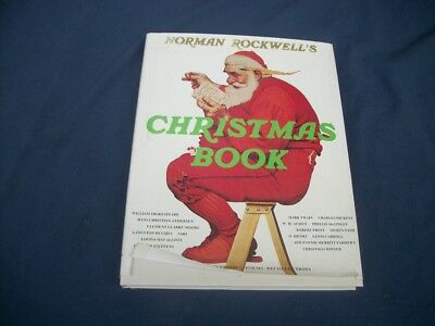 $ CDN17 • Buy Norman Rockwell's Christmas Book By Molly Rockwell , (1977, Hardcover