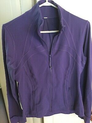 $ CDN50 • Buy Women's Lululemon Jacket Size 10 Purple
