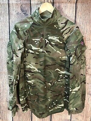 GEN III BRITISH ARMY FULL MTP MULTICAM UBAC UBACS COMBAT SHIRT 170/90 Medium • 12£