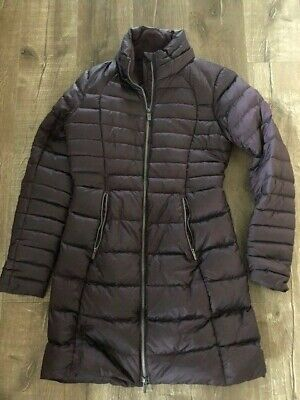 $ CDN100 • Buy Lululemon Brave The Cold Jacket Size 4 Black Cherry