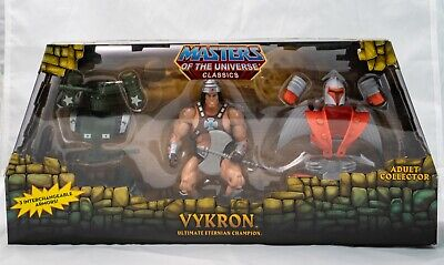 $65 • Buy Vykron SDCC Exclusive MOTUC Masters Of The Universe Classics MOTU W/ Mailer Box