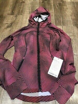 $ CDN140 • Buy Lululemon Seawheeze 2020 Mist Over Windbreaker Size 4 NWT