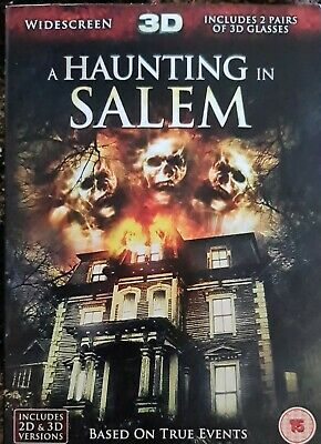 A Haunting In Salem 3D DVD  • 0.99£