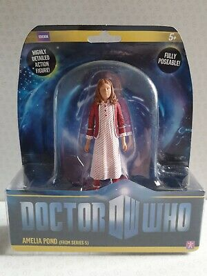 Doctor Who Young Amy Amelia Pond Series 5 Action Figure Brand New Rare • 59.99£
