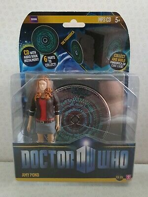 Doctor Who Figure Amy Pond Pandorica & Cd Brand New In Sealed Packet • 19.99£