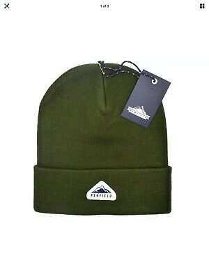 Penfield Beanie Hat Winter Olive Colourway Sold Out • 20£