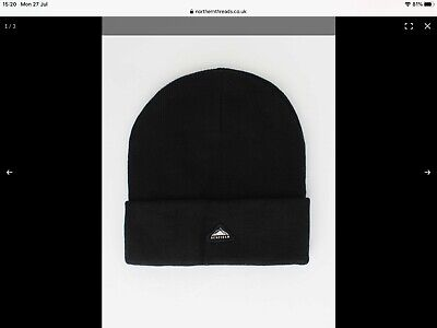 Penfield Beanie Hat Winter Black Colourway Sold Out • 20£