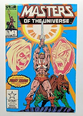 $2.25 • Buy Masters Of The Universe #1 Marvel 1986