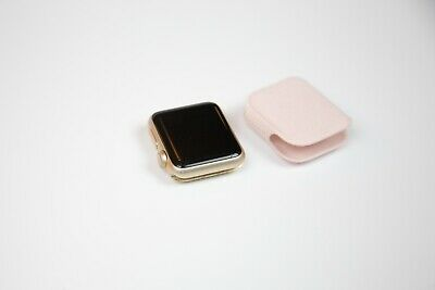 $ CDN60.64 • Buy NO BAND — USED Apple Watch Series 1 38mm Aluminum Case Pink Sand —NO BAND