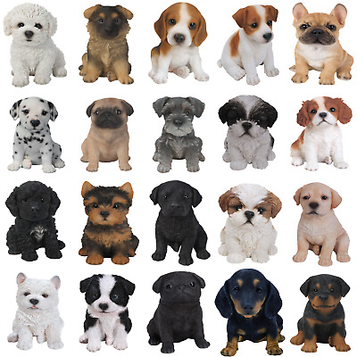 £16.33 • Buy Vivid Arts Pet Pals Ornaments - Dog & Puppy - Home & Garden Gifts For Dog Lovers