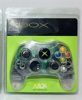 AU24 • Buy New Xbox 360 Wired Clear Controller 1.9m