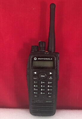 $119.95 • Buy Motorola XPR 6550  UHF 450-512 MHz Mototrbo Digital Radio Connect Plus Trunking