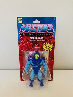 $24.99 • Buy Masters Of The Universe Origins Skeletor Battle 5.5  Action Figure - NEW