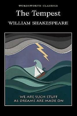 The Tempest (Wordsworth Classics) By Shakespeare, William • 3.20£