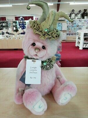 2020 Charlie Bears Isabelle Collection LIMELIGHT 39cm (Limited Ed 146/250) • 240£