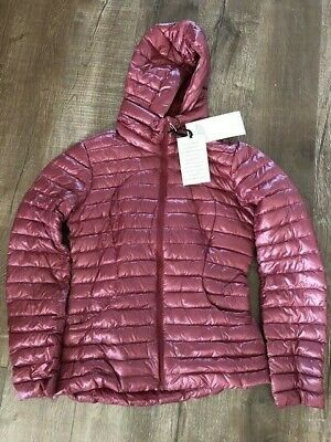 $ CDN60 • Buy Lululemon Pack It Down Jacket Shine Size 4 NWT