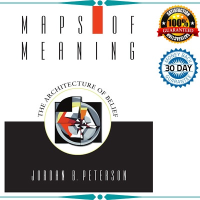AU48.65 • Buy Maps Of Meaning The Architecture Of Belief By Jordan B. Peterson (Paperback)