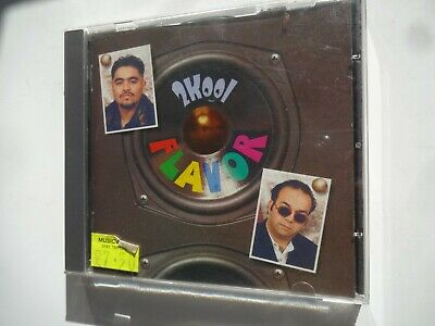 2KOOL ~ FLAVOR ~ Bollywood Soundtrack Remix Hindi CD ~ 1996 • 7.95£
