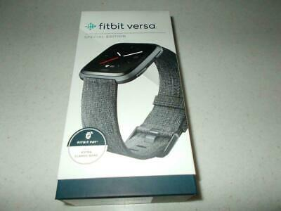 $ CDN301.68 • Buy Versa Fitbit Band For Women Men Smartwatch Special Edition Size S & L Bands