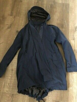 $ CDN60 • Buy Lululemon And Go Swing Trench Size 4 NWOT