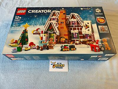 AU194.99 • Buy Lego Christmas 10267 Gingerbread House New/Sealed/Hard To Find