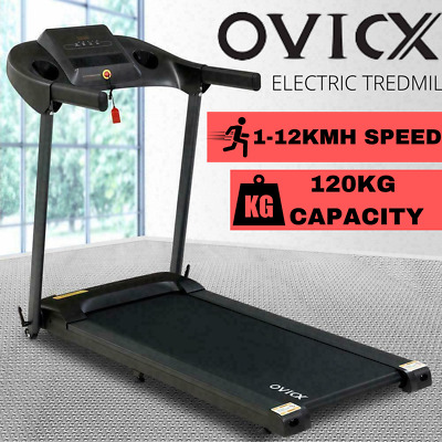 AU638.95 • Buy Electric Treadmill Home Gym Exercise Machine Fitness Equipment Compact AU