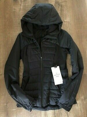 $ CDN200 • Buy Lululemon Down For It All Jacket Size 6