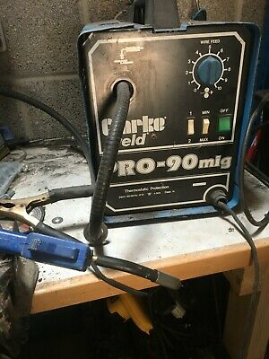 Clarke Welder Pro-90 Mig, Used Condition, With Gas And Wire • 75£