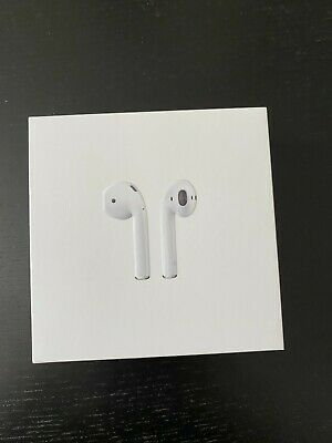 $ CDN107.24 • Buy Apple AirPods White With Charging Case