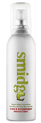 Smidge Insect Repellent Midge Water/Sweat-proof Protection Up To 8 Hours 75ml • 10.34£