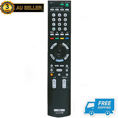 AU18.50 • Buy New RM-GD003 Remote Control For Sony Bravia TV KDL-40W3100 KDL-40X3100 KDL-40XBR