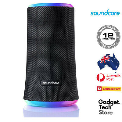 AU145.99 • Buy Anker Soundcore Flare 2 Bluetooth Speaker 20w IPX7 360° Sound 12-Hour Playtime